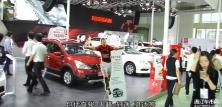 小型SUV中华V3评测-白马湖车展东风日产优惠情况