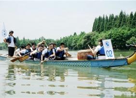 """粽情驰骋,""""5""""悦端午 ―― 杭州宝信BMW 5系龙舟体验之旅"""