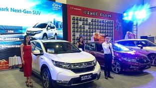 售价21.98―25.98万元 全新一代CR-V 锐・混动杭州上市